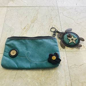 Chala large wallet with Key chain